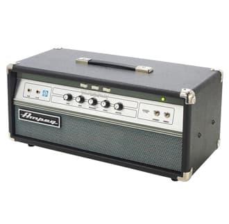 Cabezal amplificador a Válvulas para para Bajo