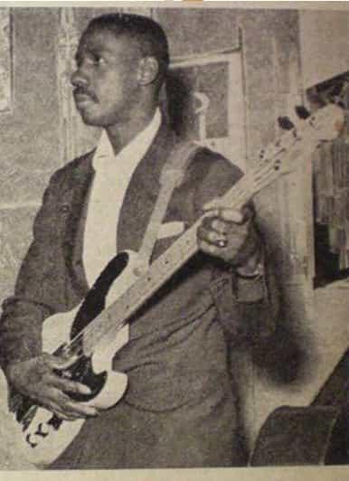 Monk Montgomery es el primer bajista eléctrico de la historia del bajo