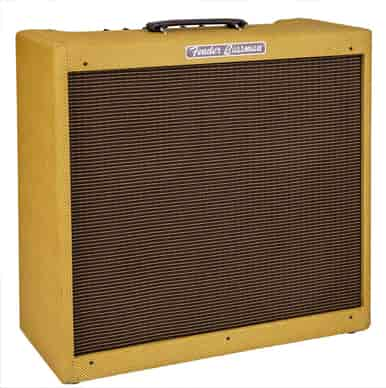 Amplificador Fender Bassman