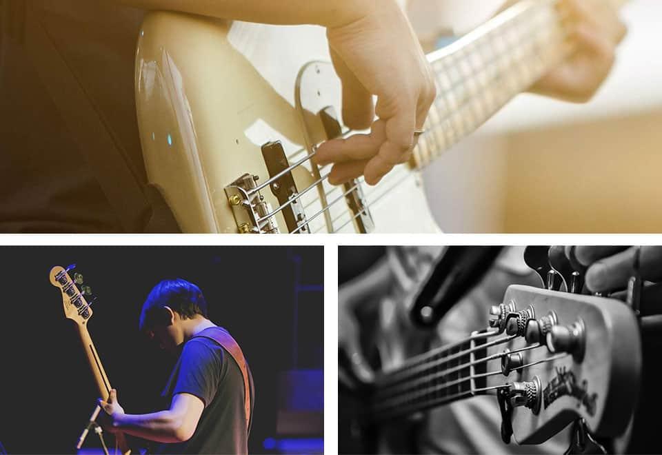 Aprender a tocar el bajo fácil