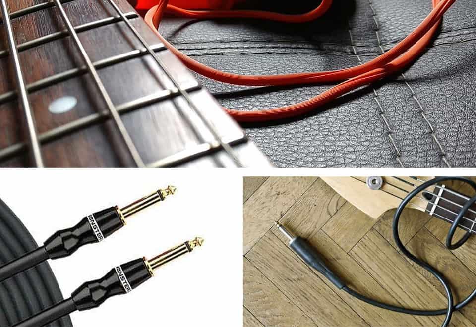 comprar cable para bajo eléctrico online