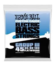 Cuerdas 45-100 para bajo eléctrico