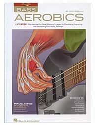 Libro para bajistas Bass aerobics