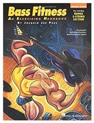 Libro para bajistas Bass fitness