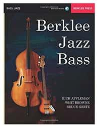 Libro de jazz bajo electrico