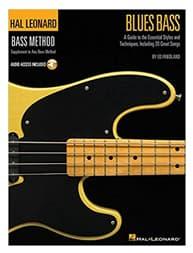 Libros de blues para bajistas