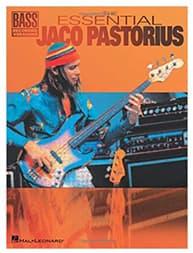Libro Jaco Pastorius bajo electrico