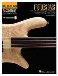 Libro para bajistas de bajo fretless