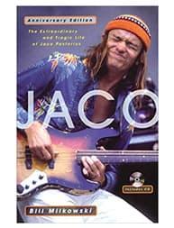 Libro de Jaco Pastorius bajo eléctrico