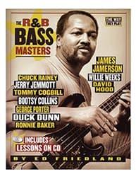 Libros de R&B para bajistas
