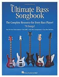 Libro para bajistas Bass songbook