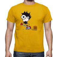 Regalo Camiseta para bajista